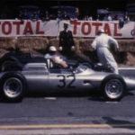 France GP 1962 Боннье Дороша Порше в Формуле 1