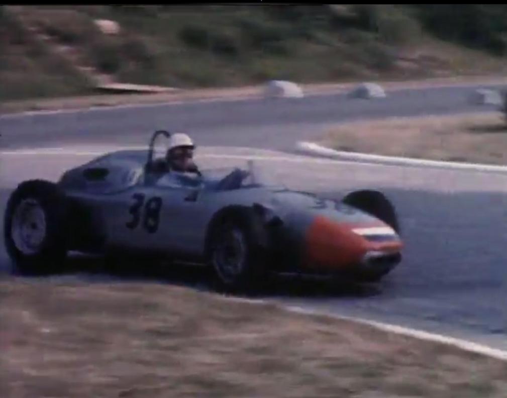France GP 1962. Де Бофор