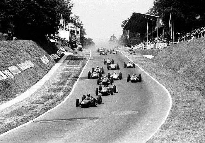 История Порше в Ф1. Старт ГП Франции 1962