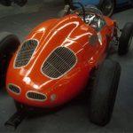 История Порше в Ф1 Восстановленная Porsche 718 де Бофора