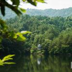 Фото Дракньего озера из Поездка в горы и озеро Мулань из Уханя