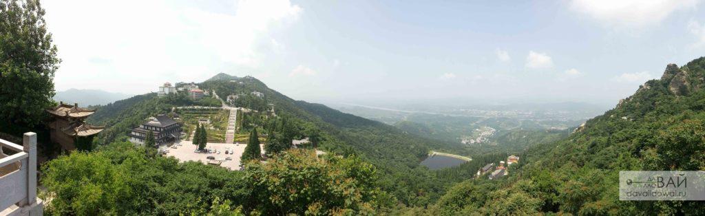 Поездка в горы и озеро Мулань из Уханя