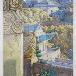 Уханьский университет в картинах Yuan Cheng
