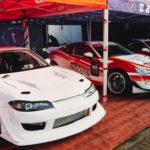 wide body Silvia S15 Чемпионат по дрифту в Китае Ухань CDC 2016 Wuhan