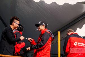 Keiichi Tsuchiya Чемпионат по дрифту в Китае Ухань CDC 2016 Wuhan