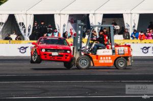 Чемпионат по дрифту в Китае Ухань CDC 2016 Wuhan