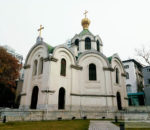 русская церковь в Ухане