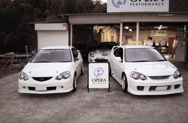 JDM тюнинг ателье Opera Performance подробный обзор Honda S2000 Nissan 350Z Honda Accord