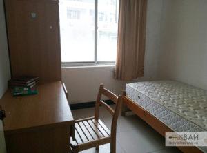 общежитие уханьского университета