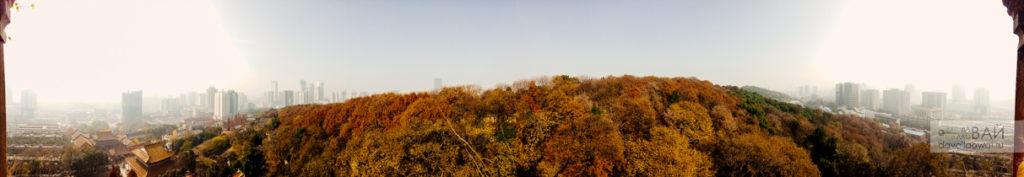 ухань панорама баотун