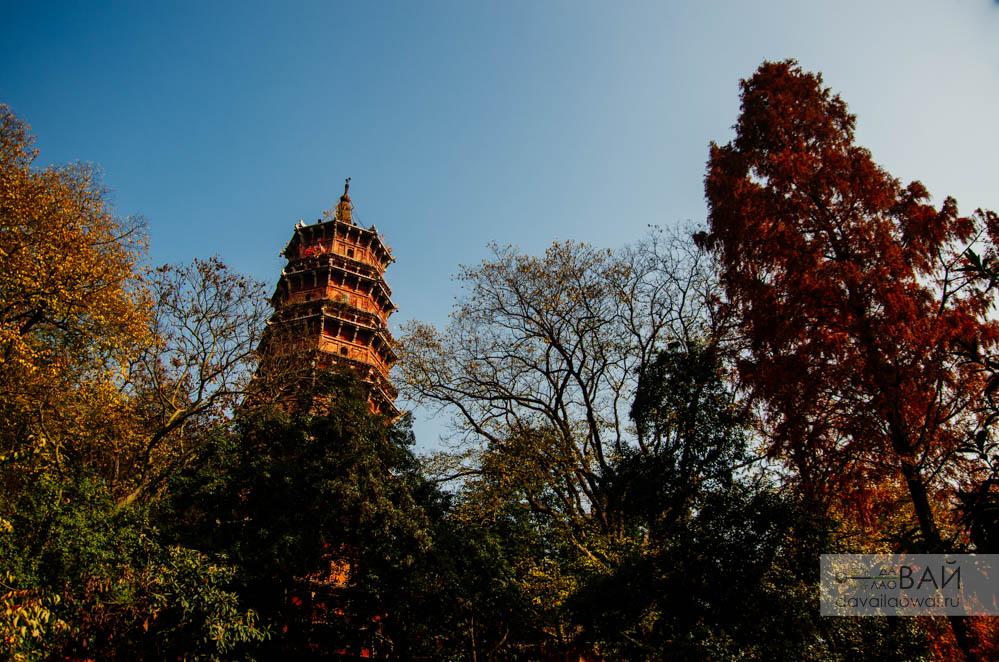 Пагода Баотун Ухань