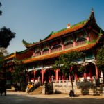 храм Баотун Ухань Baotong temple