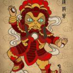 marvel пекинской опера