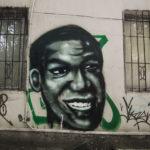 граффити черного ханьян цзао арт район 824 ухань