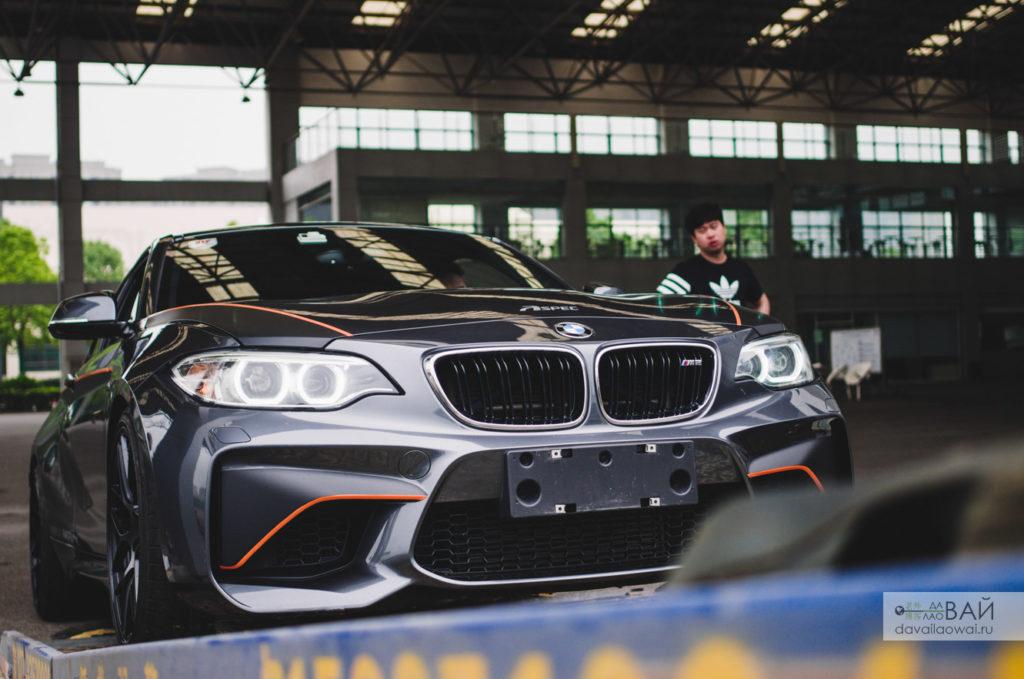 Aspec BMW m2