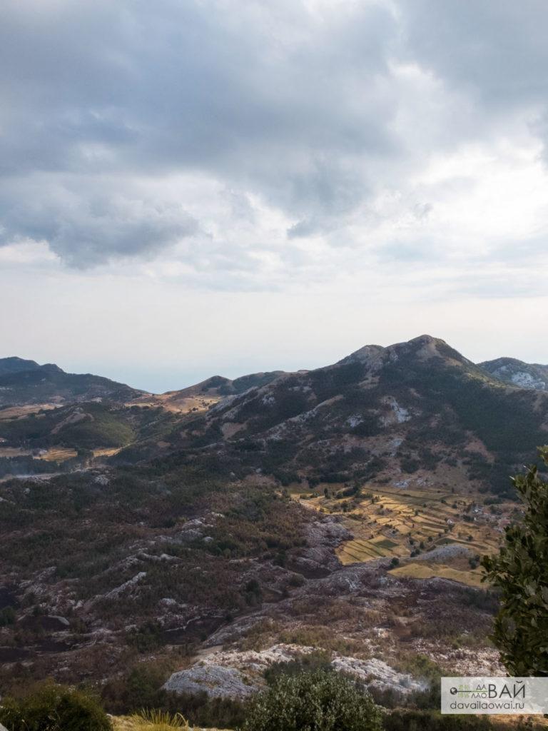 лоавчен Горы и национальный парк