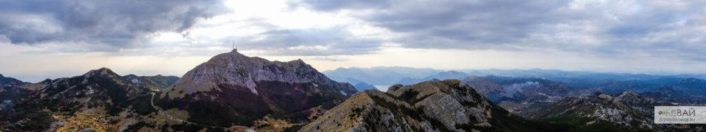 Горы и национальный парк Ловчен