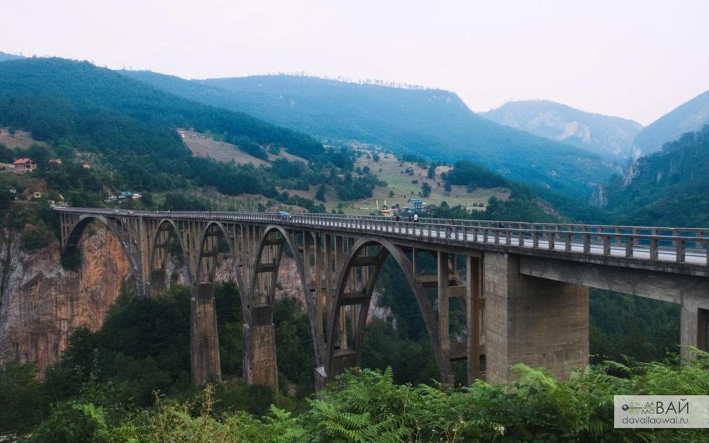 мост джурджевича тара