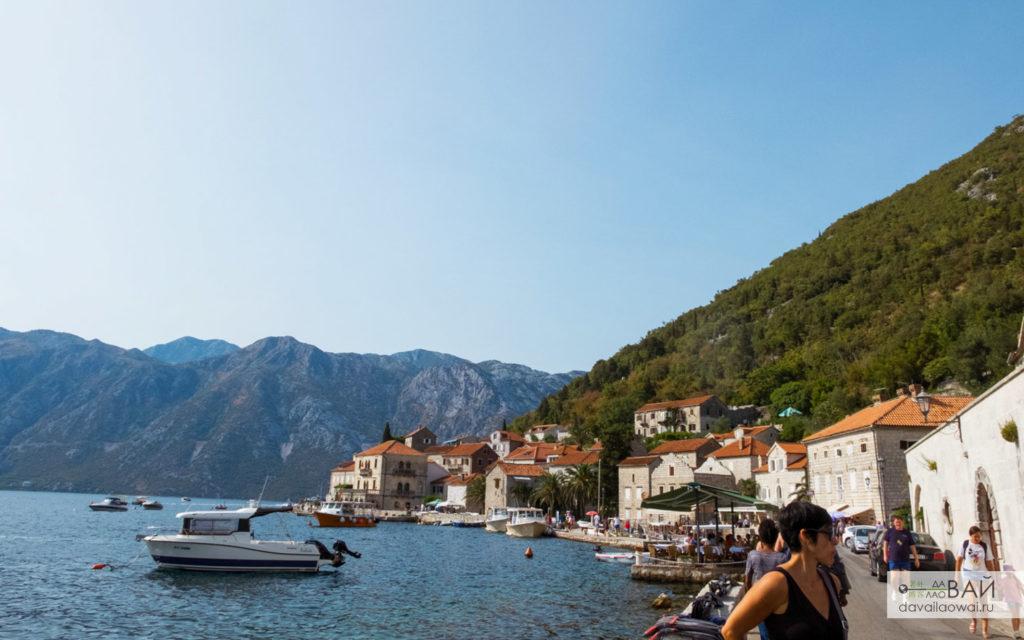 пераст черногория средиземье