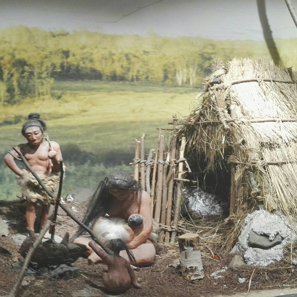 северные китайцы в древности