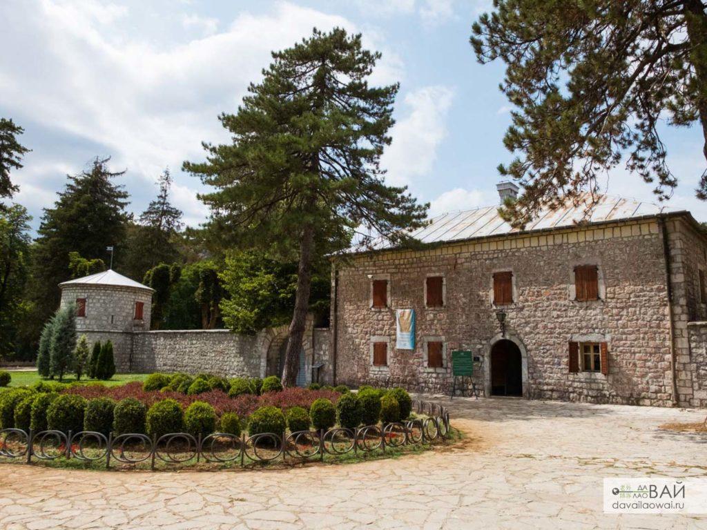 дворец бильярда цетине