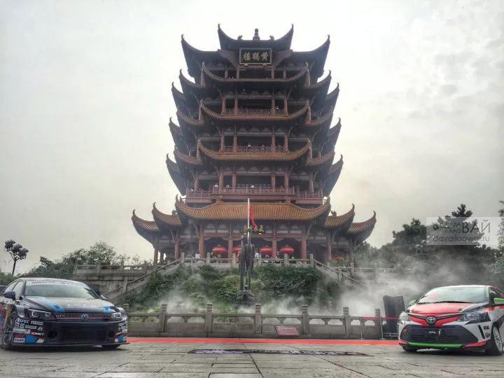 чемпионат CTCC в Ухане в Китае