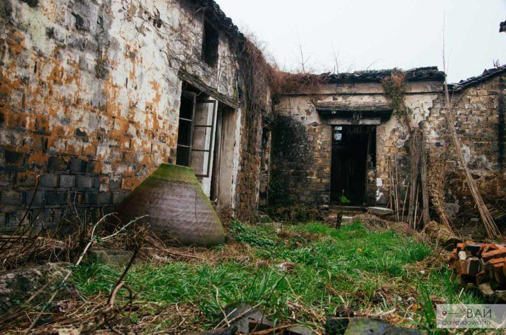 озеро тайху древняя деревня