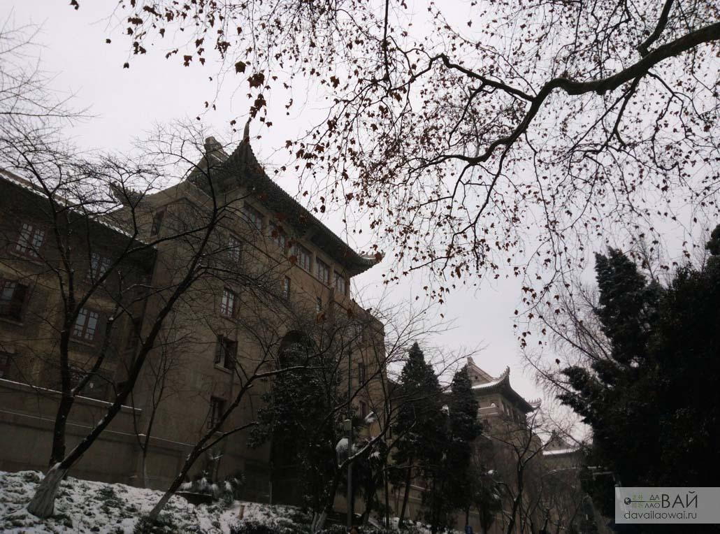 Уханьский университет