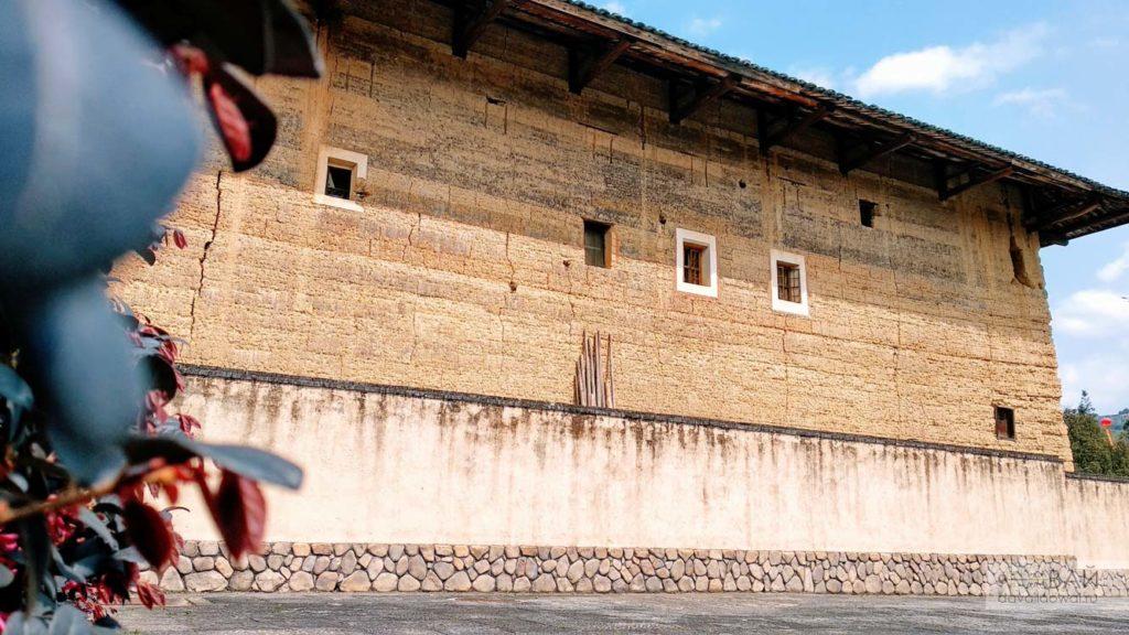 древняя деревня хакка Тулоу 土楼
