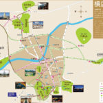hengdian tourist map