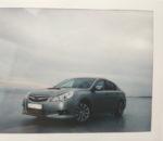 Subaru Legacy BM B4 fujifilm instax