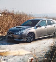 Subaru Legacy BM BR B4 turbo