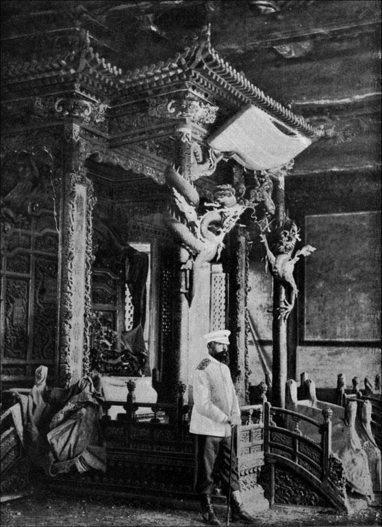 геренал суботич мукден дворец 1900