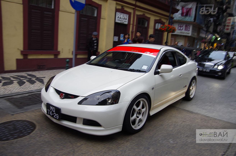 автомобили Макао гонки