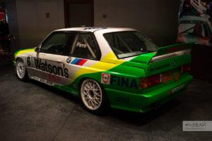 Emanuele Pirro 1991-1992 macau touring car winner