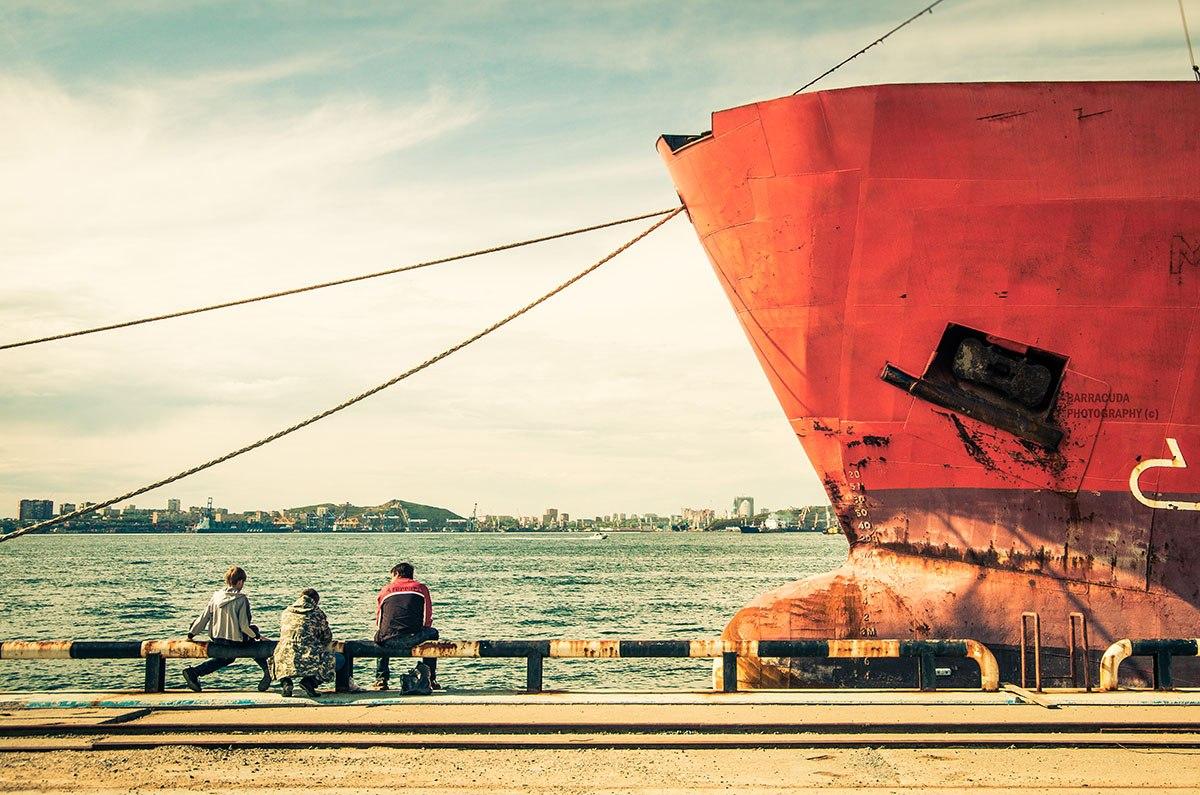 владивосток 2000 тони барракуда