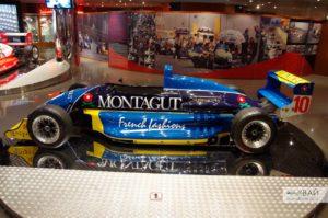 1991 David Coulthard macau gp RALT rt3