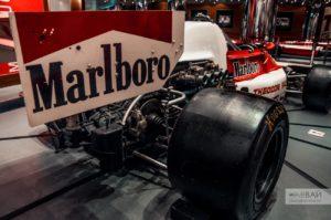 Theodore racing March 722 Ford Macau