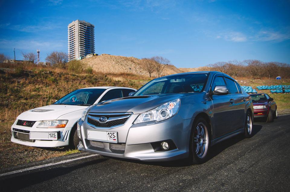 Subaru legacy BM змеинка