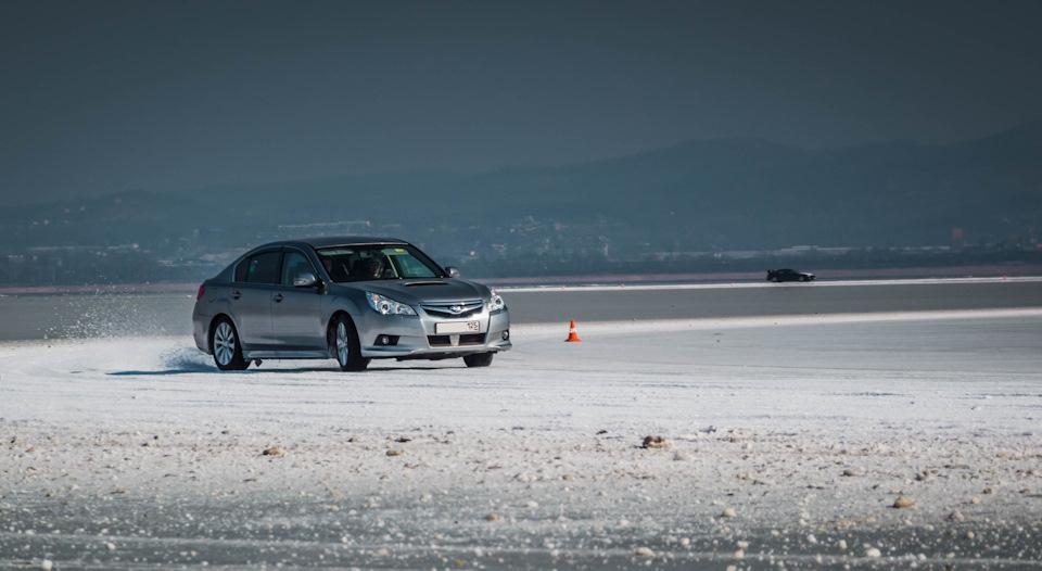 ice rally владивосток Субару легаси БМ