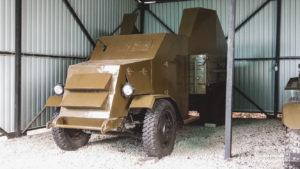 бронеавтомобиль ИЗ 1941