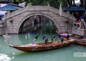 мосты Тунли tongli bridges