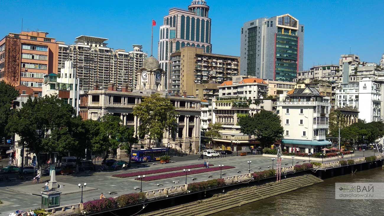 площадь восстания шацзи гуанчжоу