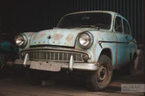 реставрация авто владивосток