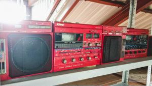 ТОМЬ RTR 209 S старая электро техника в музее садгород владивосток