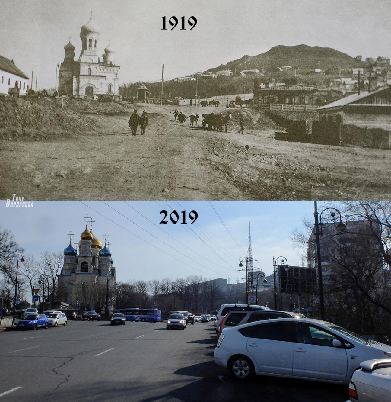 покровская церковь фото 1919 владивосток