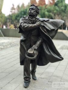 пушкин в шанхае