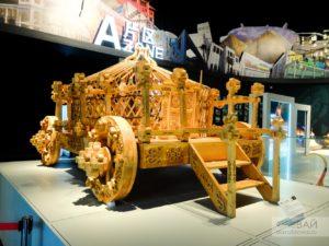 монгольская юрта танк robot шанхай world expo museum