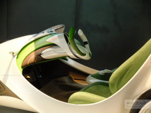 leaf концепт кар шанхай expo museum