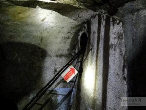 тоннель на русский остров